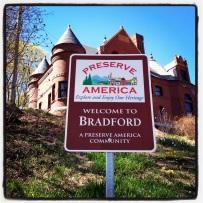 Preserve America! Bradford, VT.