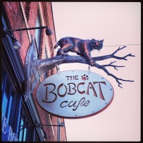 Bristol, VT. Local food.