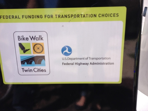 Hello transportation nerd, checking out the funding and yes, there is FHWA funding.