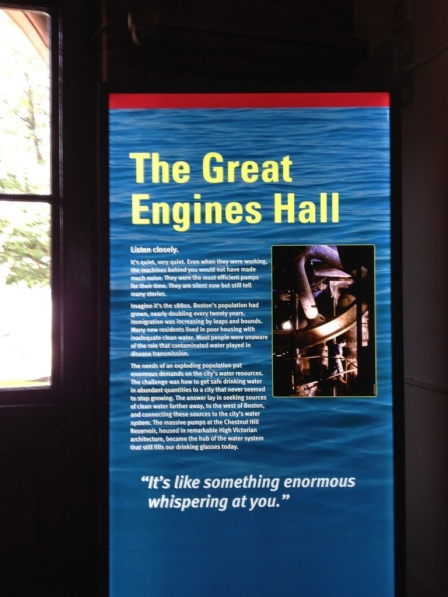The heart of the museum is the Great Engines Hall.