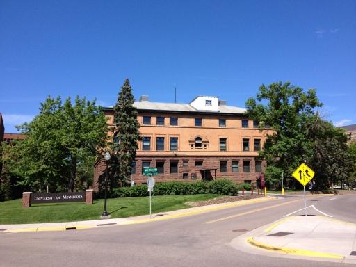 University of MN.