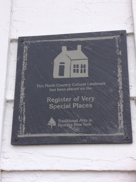 The Registry of Very Special Places (Please do not confuse with the National Register of Historic Places).