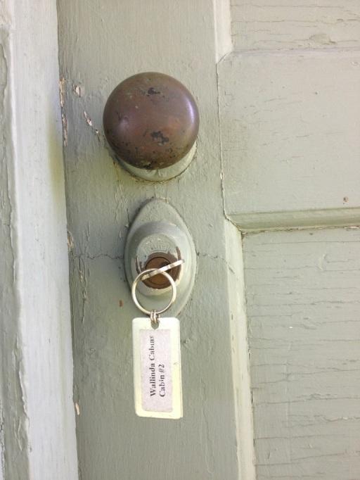 A key!