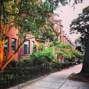 Beacon Street, Boston, MA