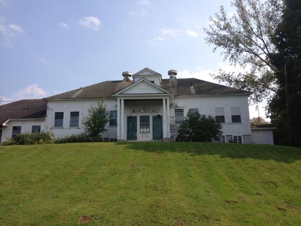The Waterville School.