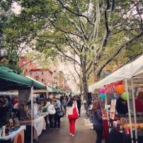 Hester Street Fair, Lower East Side, Manhattan.