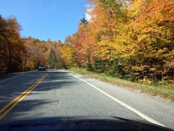 VT Route 125.