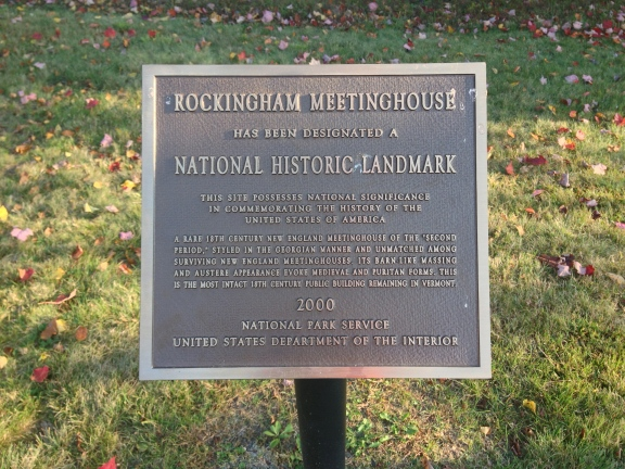 A National Historic Landmark.