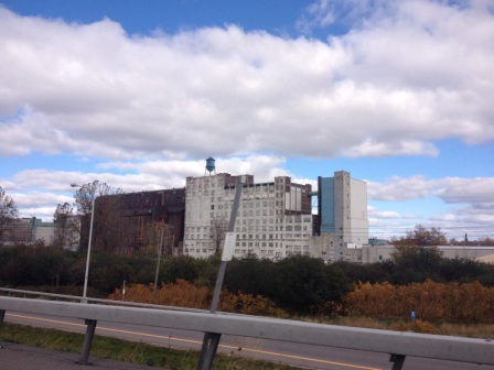 More of Buffalo's industrial heritage on display.