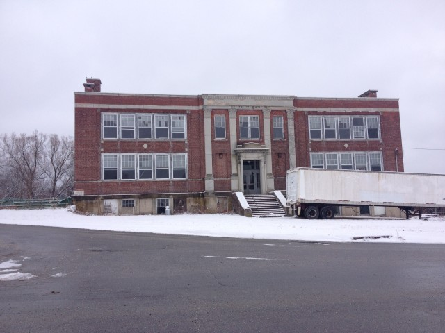 Abandoned Vermont: Brandon High School
