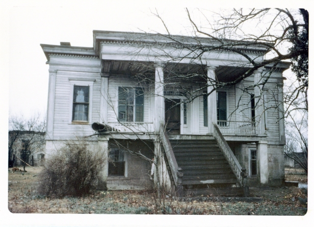 Granite Hill Plantation in 1968. Photo courtesy of Chad Carlson.