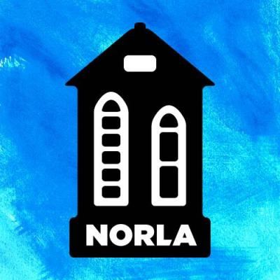 The Norla logo. Image courtesy of Kelly Rich.