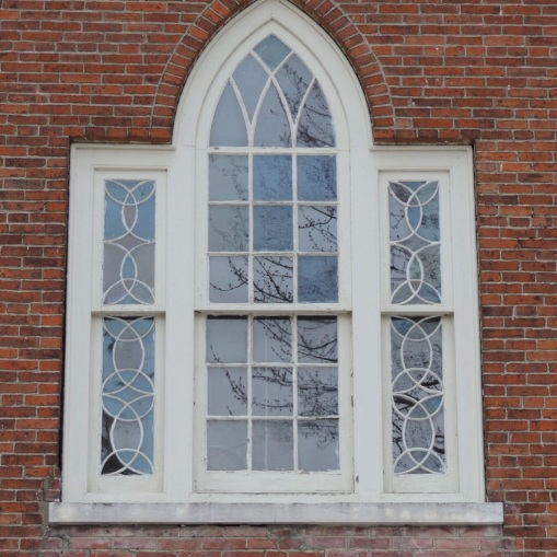 Beautiful windows.