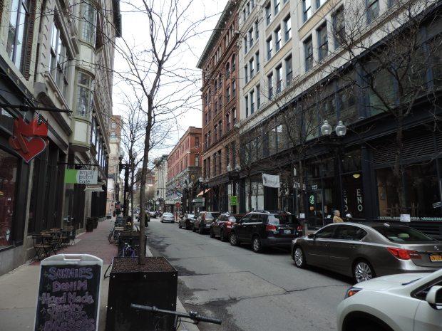 Westminster Street.