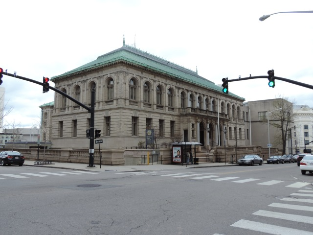 Providence Public Library.