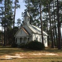 Old Ruskin Church, Ware County, GA