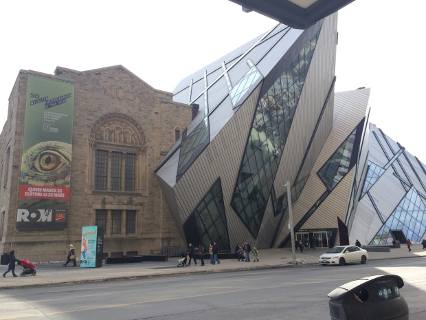 The Royal Ontario Museum  (