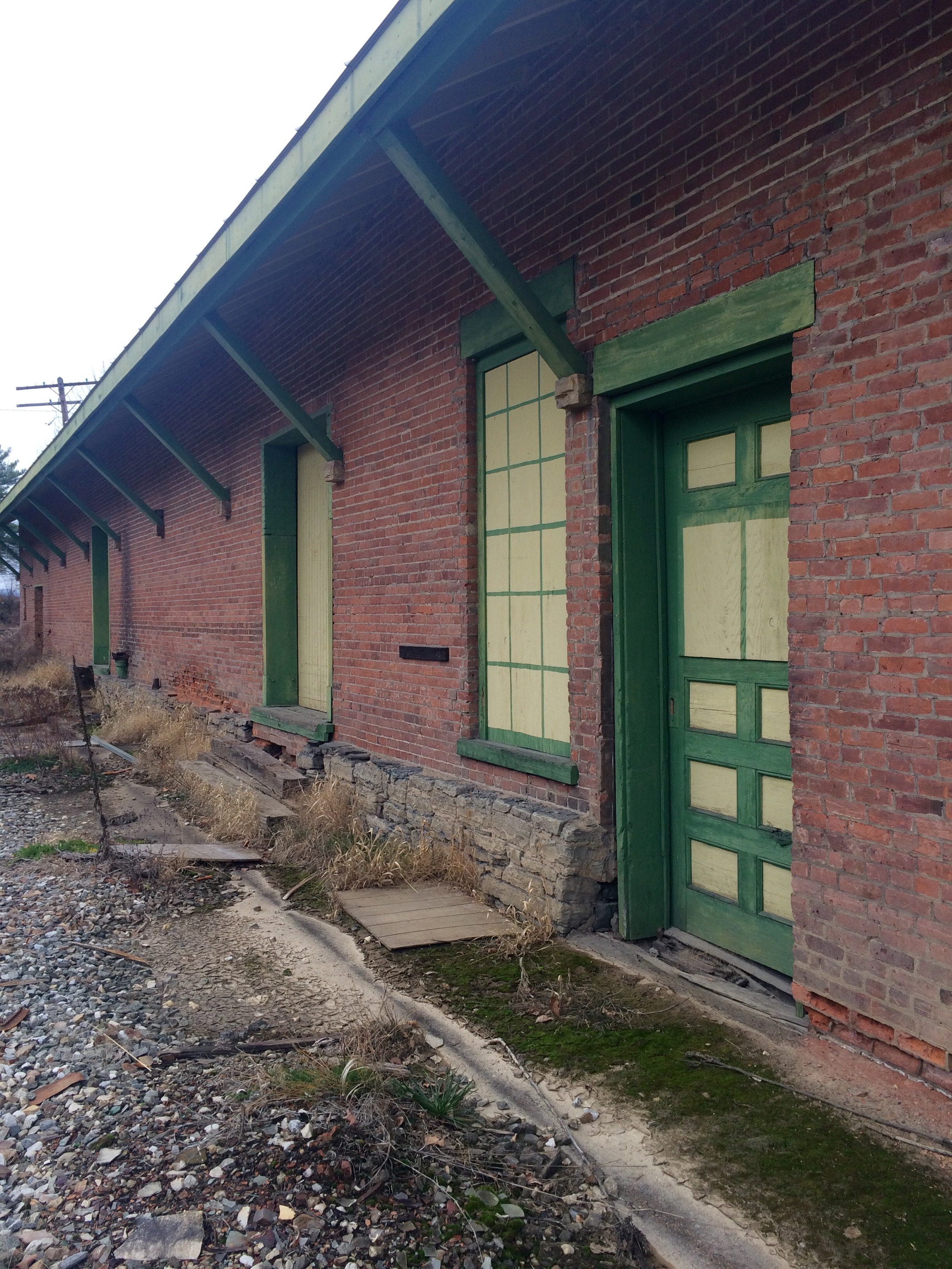 Revisiting An Abandoned Vermont Property Fair Haven Depot
