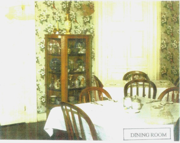 walloomsac dining room