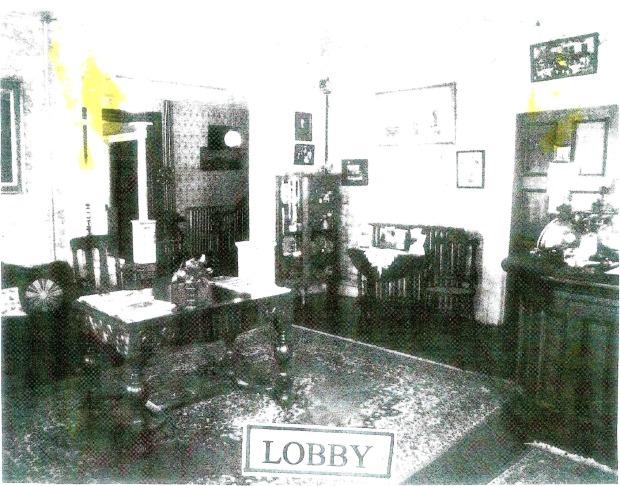 walloomsac lobby
