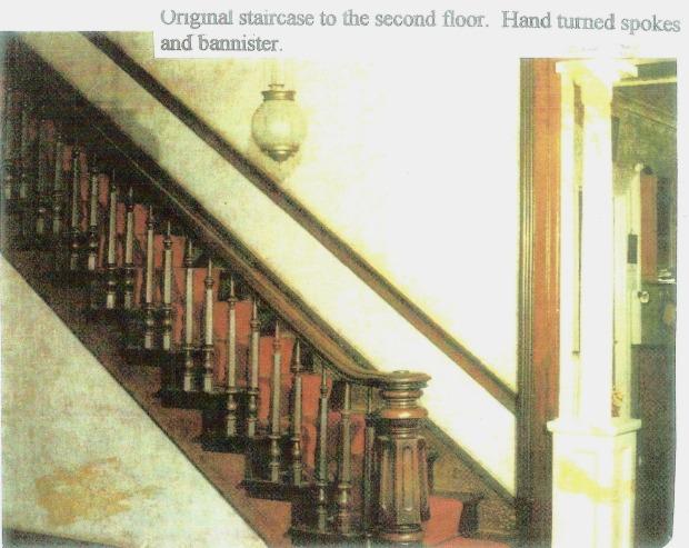 walloomsac stairs