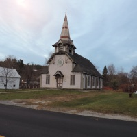 Revisiting Abandoned Vermont: South Ryegate Church