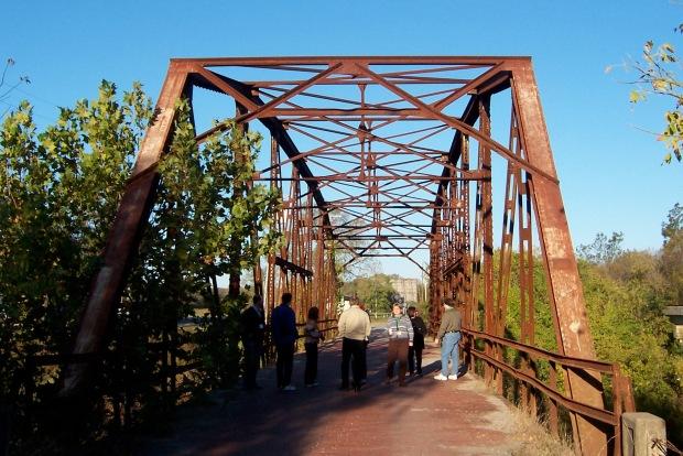Route 66 - Bridge #18 at Rock Creek, Sapulpa