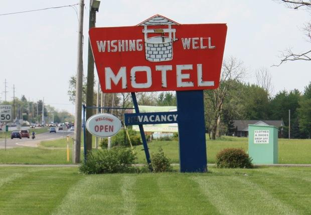 Wishing Well Motel Franklin Indiana