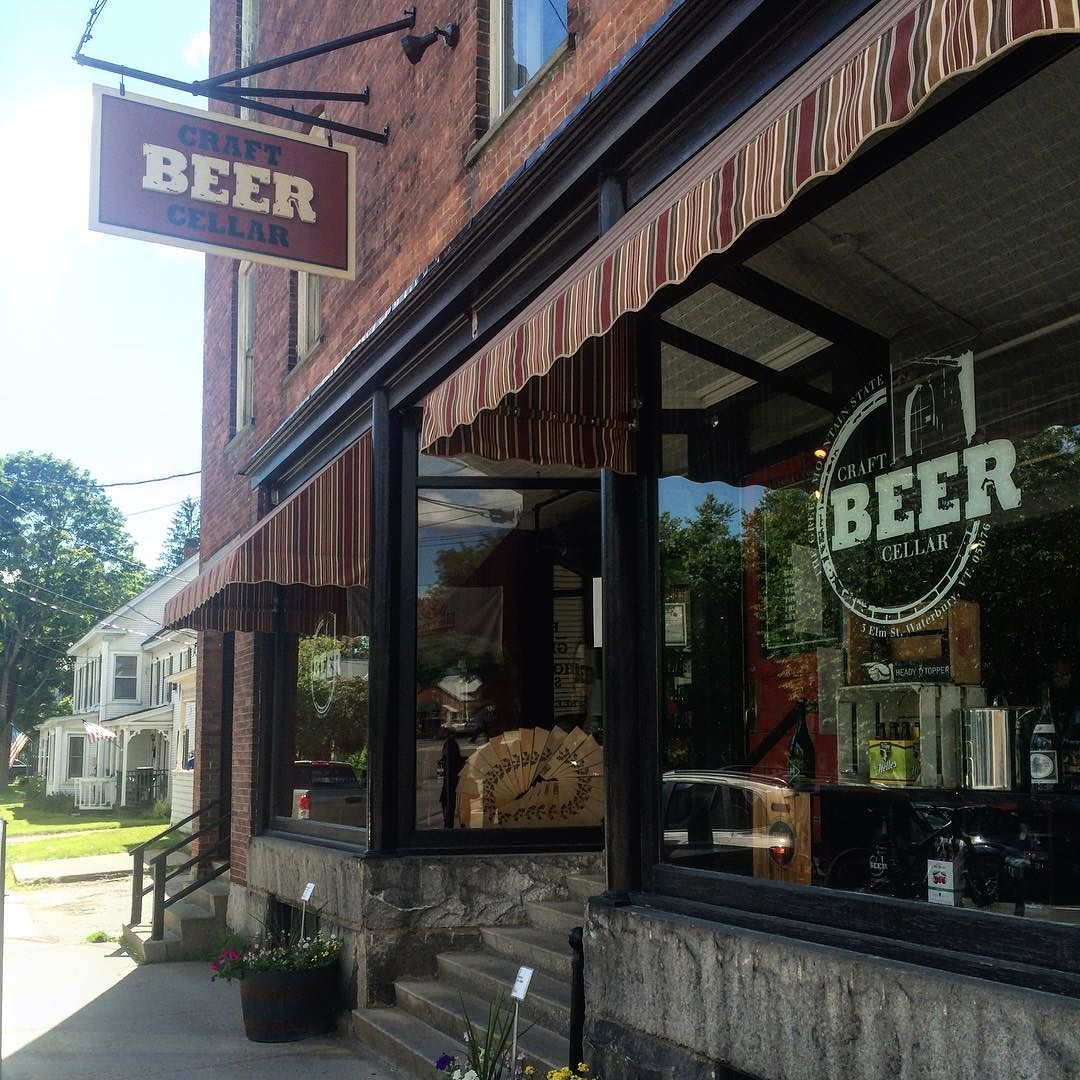 A Narrow Home That Keeps Its Eyes On The Street: Waterbury, VT Has Transformed Itself As The Beer Capital