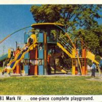 Rare Playground Find: Miracle/Jamison 1975 Mark IV Imagine City