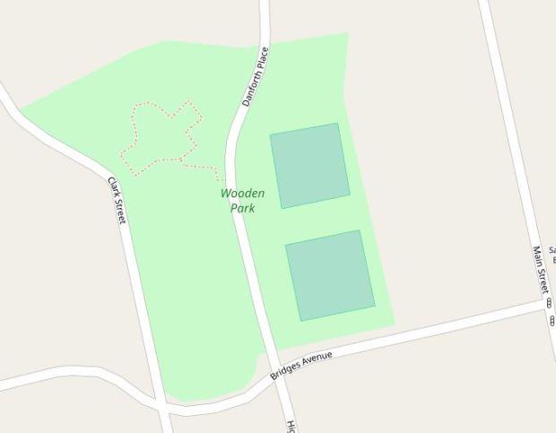 massena park aerial