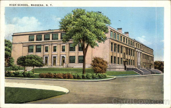 High School Massena, NY