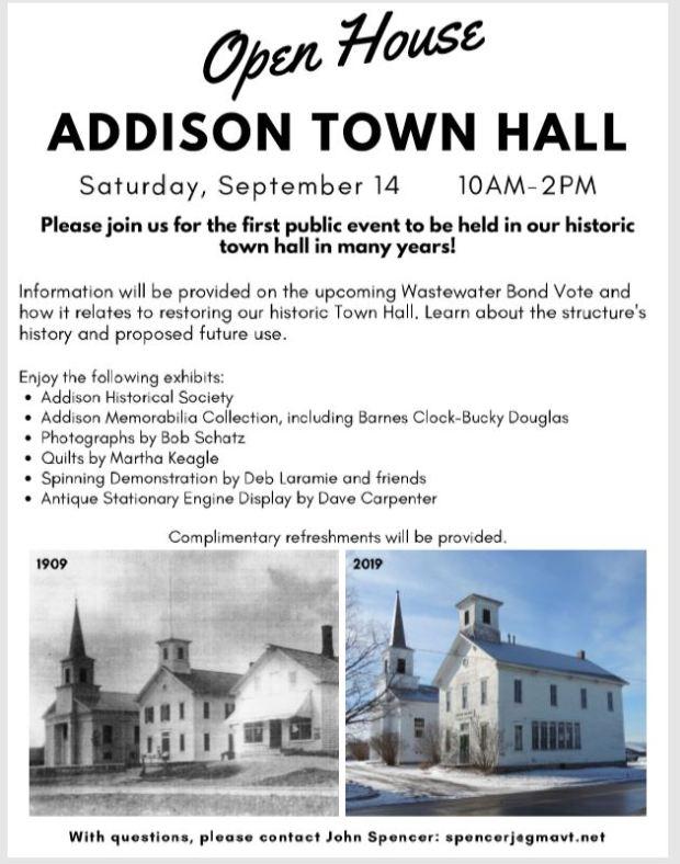 addison town hall