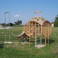 Playground Find: Brownington, VT